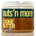 Nuts 'N More Cookie Butter Masło Orzechowe z ksylitolem 35g białka, Speculoos
