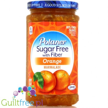 Polaner Sugar Free Preserves with Fiber Marmolade
