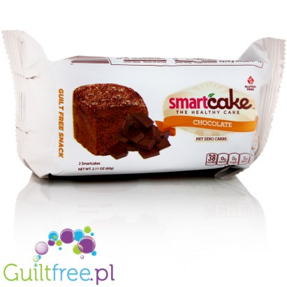 Smart Cake Chocolate zero carbs