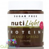 Nuti Light Protein Gluten-Free Chocolate & Peanut Spread