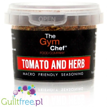 The Gym Chef Tomato and Herb Seasoning Blend