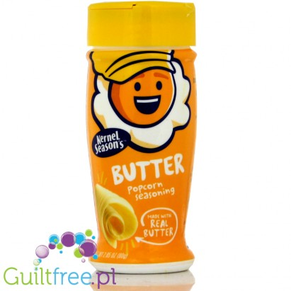 Seasonal Butter Butter Seasoning made with real butter