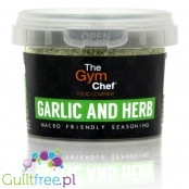 The Gym Chef Garlic and Herb Seasoning Blend