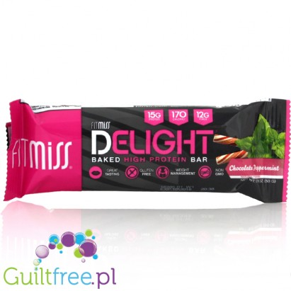 Fitmiss Delight Chocolate Peppermint