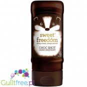 Sweet Freedom Choc Shot Liquid Chocolate - A chocolate sauce based on cocoa fruit extracts