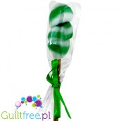 Santini lollipop sugar sweetened with xylitol with apple flavor