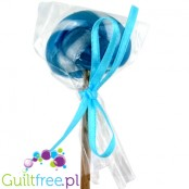 Santini sweet sugar lollipop sweetened with berry xylitol