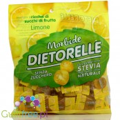 Dietorelle gluten-free lemon-flavored jelly