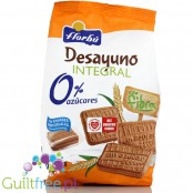Florbu biscuits without sugar with inulin