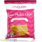 GymQueen Protein Chips Cheesy Cheese