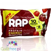 RAP Rapid Acting Protein Energy Gummies Cherry