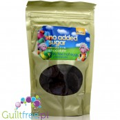 Plamil no added sugar alternative to milk Chocolate Eggs with xylitol - Vegan chocolates without added sugar