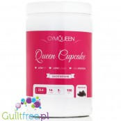 GymQueen Queen Cupcake Triple Chocolate