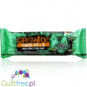 Grenade Carb Killa Dark Chocolate Mint - baton 23g białka, z ksylitolem