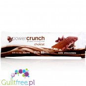 Power Crunch Protein Energy Bar BNRG Choklat, Milk Chocolate