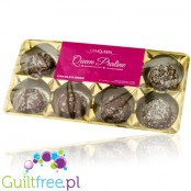GymQueen Chocolate Dream Protein Truffles with 33% protein chocolate flavor