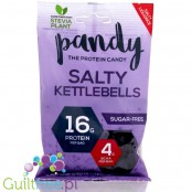 Pandy Protein Salty Kettlebells sugar free protein lakritz jellies with stevia