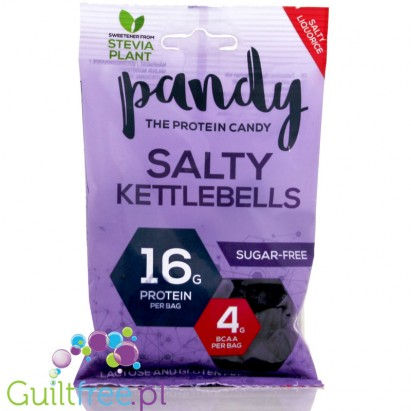 Pandy Protein Salty Kettlebels