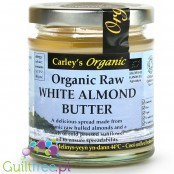Carley's Organic Raw White Almond Butter