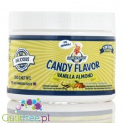 Franky's Bakery Candy Flavor Powdered Food Flavoring, Vanilla & Almond