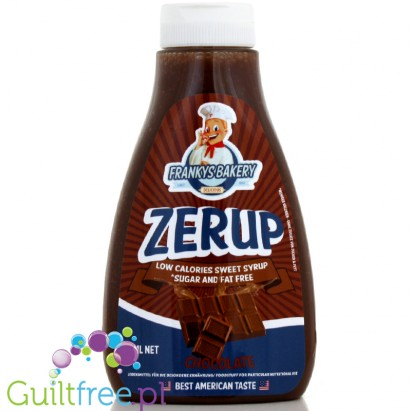 Franky\'s Bakery Zerup Chocolate