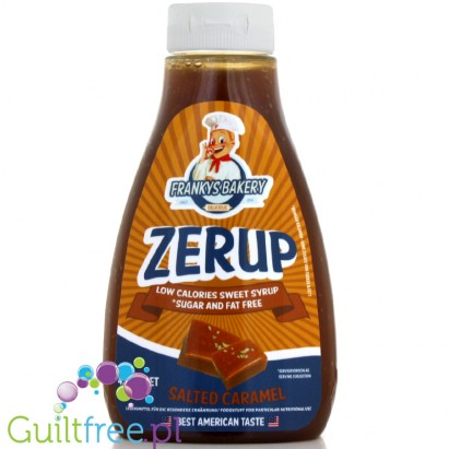 Franky\'s Bakery Zerup Salted Caramel