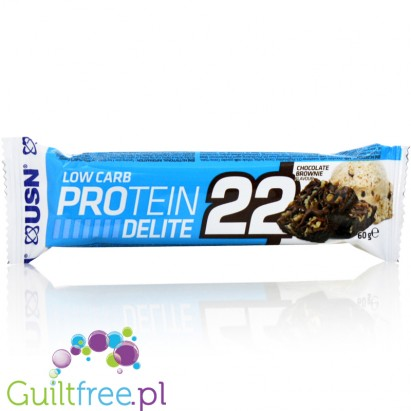USN LowCarb Protein Delite Chocolate Brownie