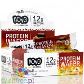 Novo Foods Protein Wafer - choco peanutbutter