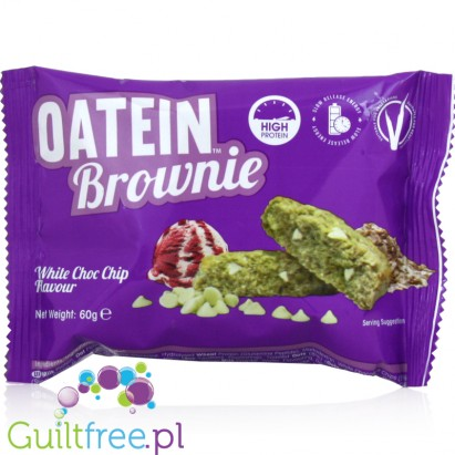 Oatein High protein Brownie White Chocolate Chip