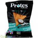 ProTings Toasted Coconut Crisps with Protein