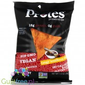 Tangy Southern BBQ crisps with protein