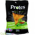 ProTings ProTes Spicy Chilli Lime - wegańskie chipsy proteinowe 15g białka