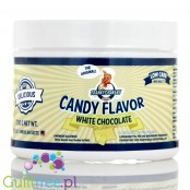 Franky's Bakery Candy Flavor Powdered Food Flavoring, White Chocolate