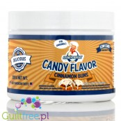 Franky's Bakery Candy Flavor Powdered Food Flavoring, Cinnamon Buns