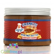 Franky's Bakery Wheynut Butter Chocolate & Cherry - chocolate-enriched peanut butter with chocolate-cherry flavor