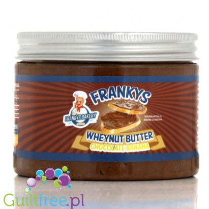 Franky's Wheynut Butter Chocolate Banana