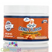 Franky's Bakery Candy Flavor Powdered Food Flavoring, Peanut Butter & Caramel