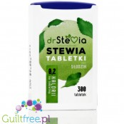 Dr. Stevia Stewia tablets - sweetener in tablets based on erythrocytes and steviol glycosides