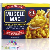 MuscleMac High Protein Macaroni & Cheese