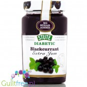 Stute Diabetic blackcurrant extra jam with sweetener