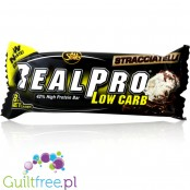 Real Pro Low Carb Bar Stracciatella