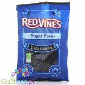 Red Vines Sugar Free Black Licorice Twists