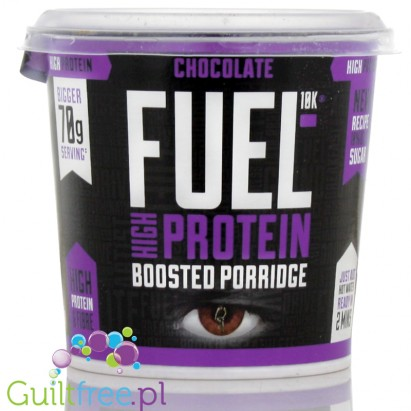 Chocolate Fuel High Protein Porridge