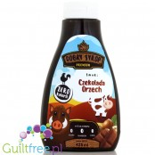 WK Nutrition Good Chocolate & Walnut Syrup