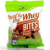 That's The Whey BITES Peanut Toffee 100 gr