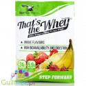 Sports Definition That's The Whey Peach 100% premium whey protein blend