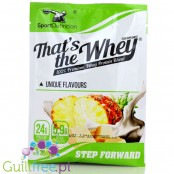 Sport Definition That's The Whey Pine White Chocolate