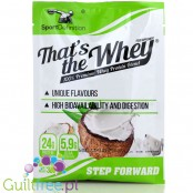 Sport Definition That's The Whey Coconut 100% premium whey protein blend