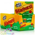 Starburst Juicy Fruit, guma do żucia bez cukru, Arbuz