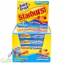Starburst Juicy Fruit, guma do żucia bez cukru, Fruit Punch